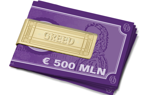 moneyclip the greed game